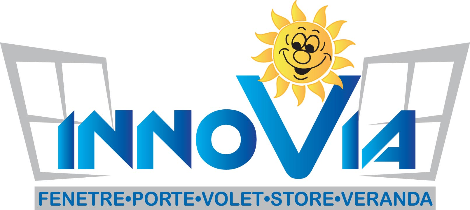 Innovia - Menuiseries, fenêtres, volets roulants