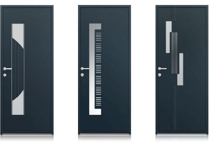 Portes d 39 entr es montpellier innovia menuiseries for La fenetre montpellier